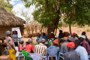 The Water Project: Maluvyu Community C -  Action Plan Review