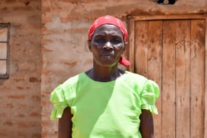 The Water Project: Katuluni Community B -  Mary Mutemi