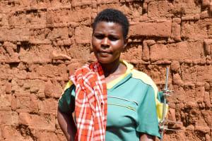The Water Project: Syatu Community -  Catherine Kyalo