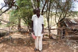 The Water Project: Kyetonye Community -  Ivuka Shg Member Ezekiel Mutiso