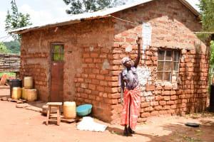 The Water Project: Mbuuni Community C -  Mutua Household