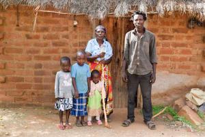 The Water Project: Maluvyu Community C -  Mutunga Family