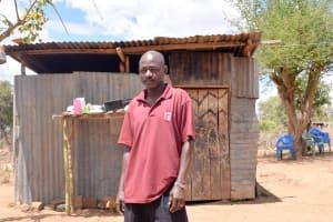The Water Project: Katuluni Community C -  Jeremiah Ngei