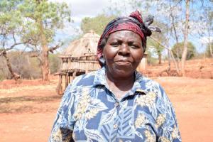 The Water Project: Ilandi Community A -  Veronica Mwende