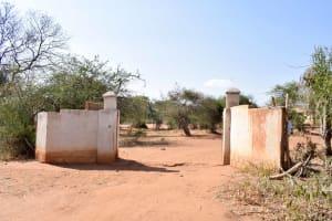 The Water Project: Katuluni Primary School -  School Gate