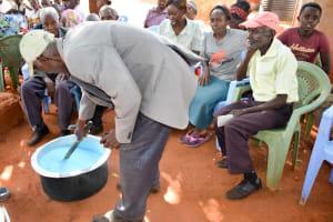 The Water Project: Mbuuni Community E -  Training