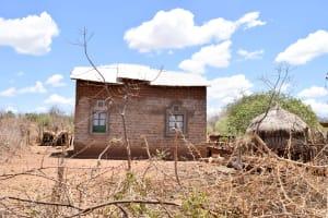 The Water Project: Katuluni Community B -  Mutemi Household