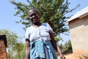 The Water Project: Kivani Community B -  Itatini Shg Member Beatrice Makau