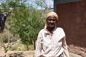 The Water Project: Kyetonye Community A -  Ivuka Shg Member Magdalene Mwende