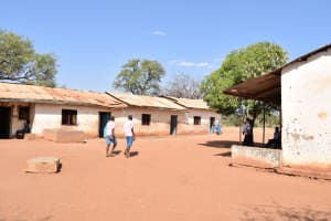 The Water Project: Katuluni Primary School -  School