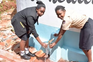 The Water Project: Kaani Lions Secondary School -  Clean Water