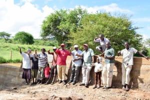 The Water Project: Kivandini Community -  Sand Dam