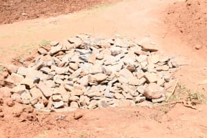 The Water Project: Mbuuni Community D -  Stones For Sand Dam