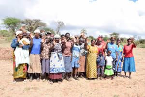The Water Project: Katung'uli Community B -  Kianguni Shg Members