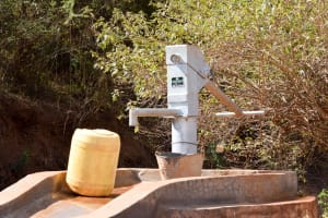 The Water Project: Mbuuni Community C -  Clean Water