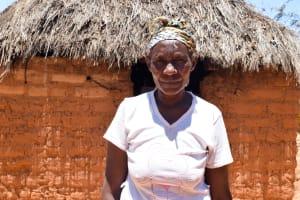 The Water Project: Katung'uli Community C -  Damaris Mutula