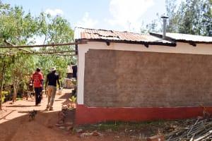 The Water Project: Masola Community A -  Mumbua Household