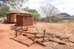 The Water Project: Ilandi Community A -  Mwende Household