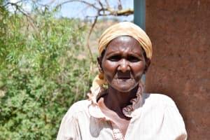 The Water Project: Kyetonye Community A -  Magdalene Mwende