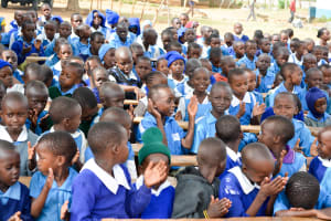 The Water Project: Kyulungwa Primary School -  Training