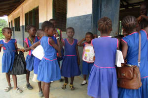 The Water Project: St. John RC Primary School -  Students
