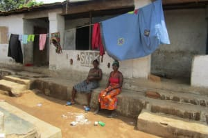 The Water Project: Targrin Community -  Community Household