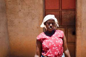 The Water Project: Katung'uli Community B -  Mary Kanyau