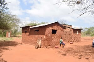 The Water Project: Syatu Community -  Kyalo Household