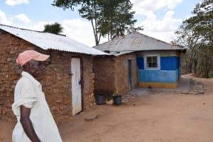 The Water Project: Kyetonye Community -  Mutiso Household