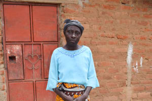 The Water Project: Mbau Community A -  Yangondi Shg Member Ann Mwangangi