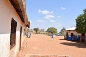 The Water Project: Katuluni Primary School -  School Grounds
