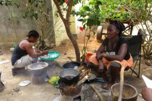 The Water Project: Mahera Community, 3 Robolla Street -  Community Activities