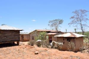 The Water Project: Katung'uli Community B -  Kanyau Household