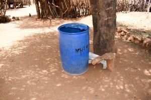The Water Project: Katuluni Community B -  Water Storage