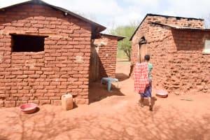 The Water Project: Syatu Community -  Water Storage