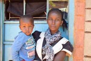 The Water Project: Uthunga Community -  Jackline Kioko