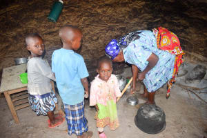 The Water Project: Maluvyu Community C -  In The Kitchen