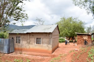 The Water Project: Kitandini Community A -  Daniel Household