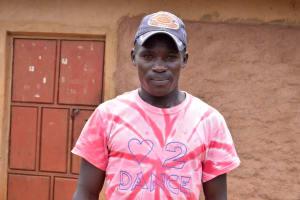 The Water Project: Mbakoni Community A -  Mwongela Makau