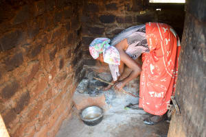 The Water Project: Mbuuni Community B -  Tidying Up The Kitchen