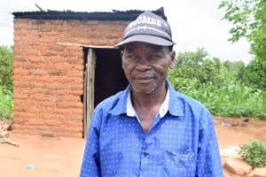 The Water Project: Kivandini Community -  Benard Mbithi