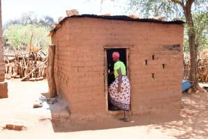 The Water Project: Katuluni Community B -  Kitchen