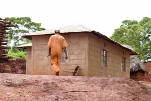The Water Project: Mbakoni Community -  Musau Household