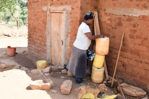 The Water Project: Ilandi Community -  Water Containers