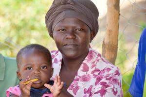 The Water Project: Uthunga Community -  Self Help Group Neighbor