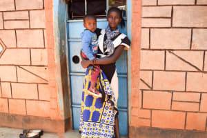 The Water Project: Uthunga Community A -  Jackline Kioko