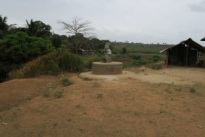 The Water Project: St. John RC Primary School -  School Hand Dug Well We Need To Deepen