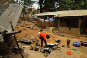 The Water Project: Targrin Community -  Community Activities