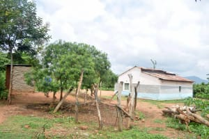 The Water Project: Kivandini Community -  Mbithi Household