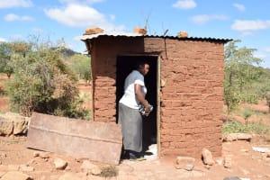 The Water Project: Ilandi Community -  Kitchen